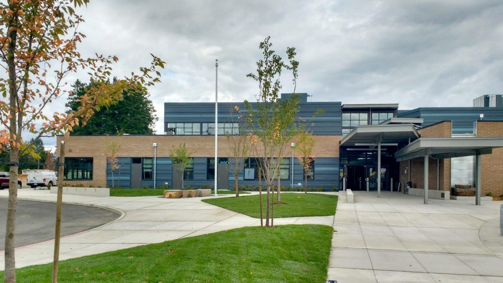 Monroe School District, Park Place Middle School