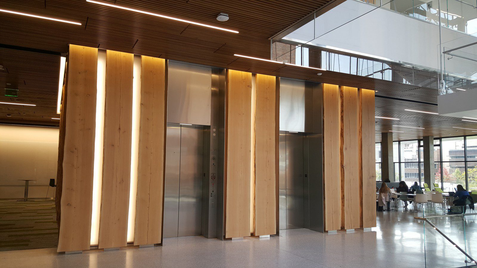 University of Washington Life Sciences Building Elevators_01